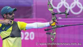 Worth finding his range in Games archery - The Flinders News