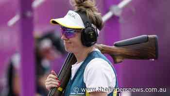 Scanlan one target short of trap medal - The Flinders News