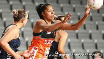 Giants rise to top of Super Netball ladder - The Recorder