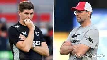 Rangers boss Gerrard responds to renewed talk of replacing Klopp at Liverpool
