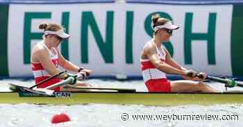 Canada's Caileigh Filmer and Hillary Janssens capture bronze in women's pair - Weyburn Review