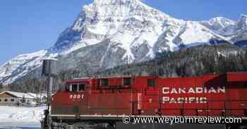 CP Rail reports record second quarter revenues of $2.05 billion - Weyburn Review