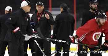 Ottawa Senators give head coach D.J. Smith two-year extension - Weyburn Review