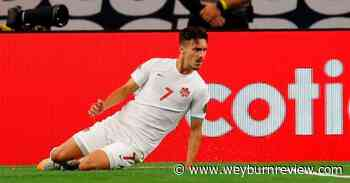 Midfielder Stephen Eustaquio showing star quality at Gold Cup with Canada - Weyburn Review