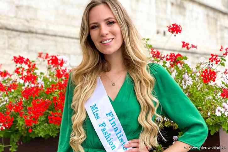 Blogster Hanne (25) is finaliste Miss Fashion<BR />