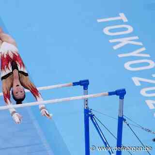 Live - Nina Derwael klimt naar 5de plaats na drie oefeningen in allroundfinale