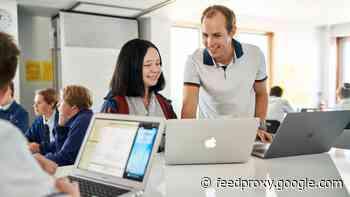 Australian educators embrace Apple's Swift programming language