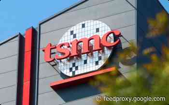 Apple supplier TSMC gets green light for 2nm chip production by 2024