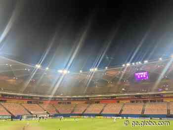 Com refletores queimados, Arena da Amazônia fica impossibilitada de receber jogos noturnos - globoesporte.com