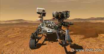 Tracking NASA's Mars Perseverance rover, a year in     - CNET