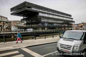 Bibliotheek De Krook weer open in de voormiddag. Ook Krookcafé heropent