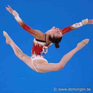 Live - Nina Derwael 6de in allroundfinale gymnastiek, Verkest 23e