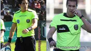 Colón y Unión, con árbitros definidos para la cuarta fecha - UNO Santa Fe