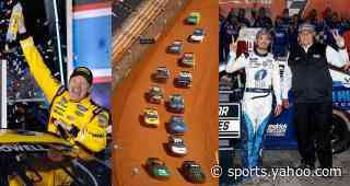 Off-week reflections: Highlights from 2021 NASCAR Cup Series season  so far