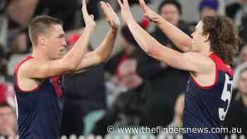 Demons to keep faith in wayward forwards - The Flinders News