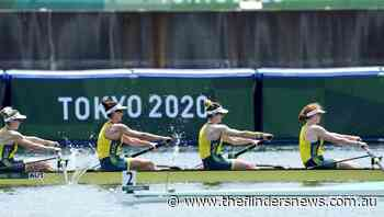 Aust women's four win Olympic rowing gold - The Flinders News