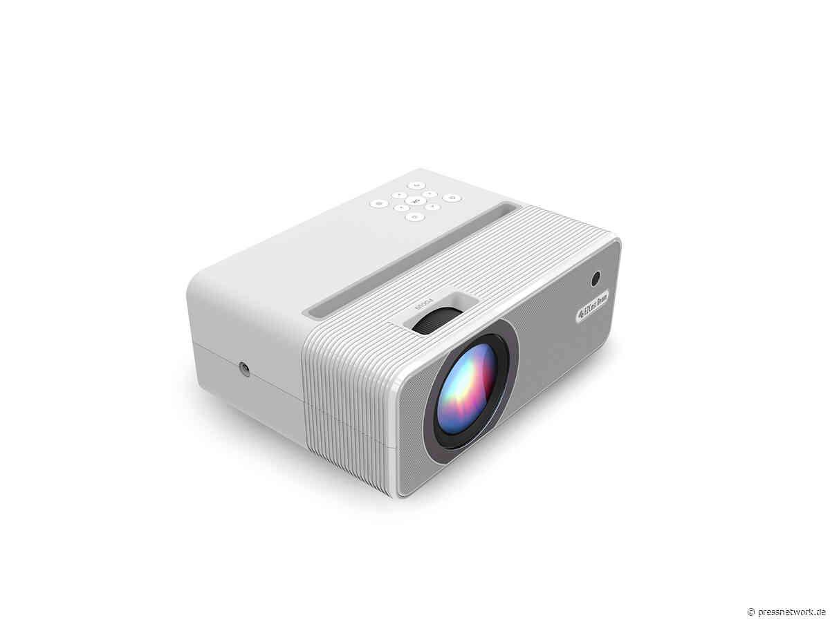 Der 1080p Beam H3-Projektor von EZCast: Der ideale Projektor für Freizeit und das Lernen zu Hause - pressnetwork