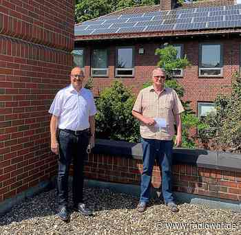 Angelverein aus Drensteinfurt spendet für Lichtblicke-Unwetterhilfe - Radio WAF