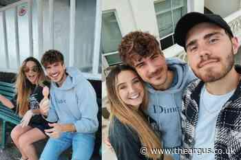 US YouTuber Joey Graceffa meets Zoella and Alfie Deyes