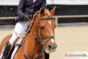Eloise van Bellinghen 'Full Speed' naar de overwinning in Aalter - equnews.be