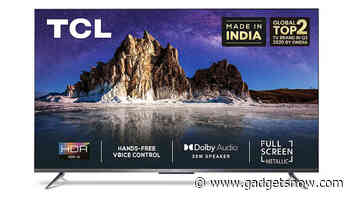 Amazon Prime day sale: Smart TV, laptop and other electronics selling at flat 50% discount or more - Gadgets Now