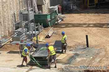 Landkreis Kulmbach - Arbeitsmarkt in voller Fahrt - Frankenpost