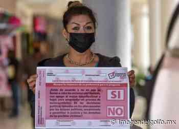 ¿Habrá Ley Seca en Xalapa el día de la consulta popular? Esto sabemos - Imagen del Golfo