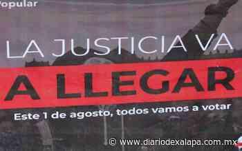 Así será la votación del domingo, por la consulta - Diario de Xalapa