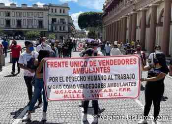 Abuso contra vendedor y agresiones movilizan a comerciantes en Xalapa - La Silla Rota