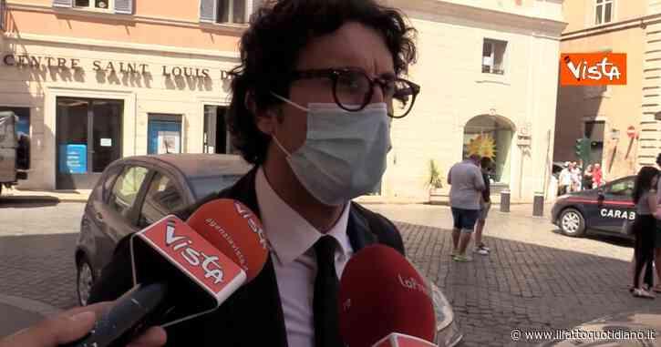 """Giustizia, Toninelli: """"Conte? La persona giusta per trattare, conosce bene il diritto"""". E sulla riforma: """"Occhio ai reati spia della mafia"""""""