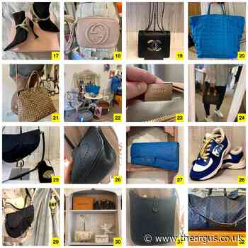 Police release images of luxury handbags stolen from Bond Street to Your Street