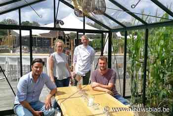 """Pop-up restaurant in maïsveld: """"Gepassioneerde mensen en natuur, dat geeft samen magie"""""""