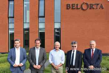 BelOrta informeert Maltese minister over innovatieve verpakk... (Sint-Katelijne-Waver) - Het Nieuwsblad