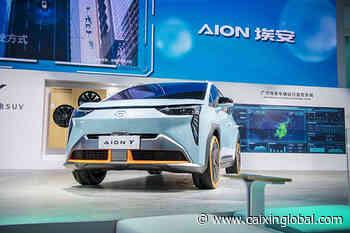 Carmaker GAC Aion Incorporates RoboSense Lidar Into Its Self-Driving System - Caixin Global