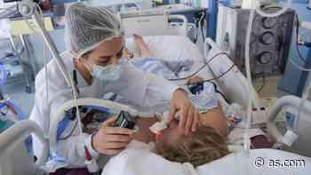Hartazgo de un enfermero canario: 'Siete plantas COVID y la mayoría son negacionistas' - AS