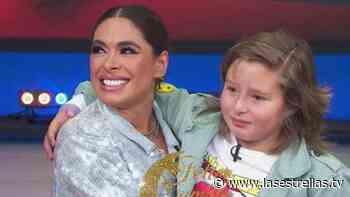 """Galilea Montijo recordó cuando su hijo Mateo reveló su secreto de belleza: """"No está padre"""" - Las Estrellas TV"""