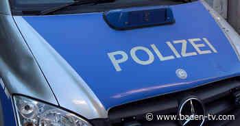 Rheinstetten: Fahrradfahrer missachtet rote Ampel und wird von Bahn erfasst - Baden TV News Online