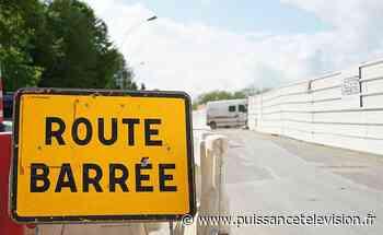 Travaux d'été : fermeture de la RD384 entre Saint-Dizier et Valcourt en août - Puissance Télévision