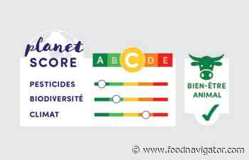 Planet-Score: New eco-label factors in pesticides, biodiversity and animal welfare