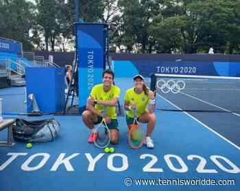 """Marcelo Melo wirft Novak Djokovic """"unsportliches"""" Verhalten vor - Tennis World DE"""