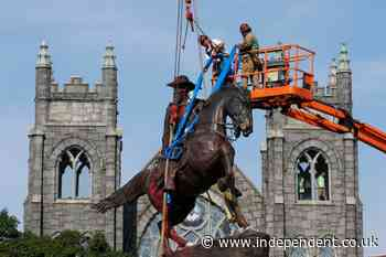Probe: No wrongdoing in Richmond statue-removal contract