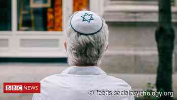London Anti-Semitism Increased As Middle East Tensions Grew