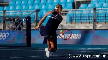 Mercedes Paz y el balance de Podoroska en los Juegos - ESPN