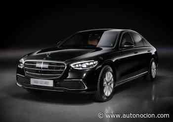 Mercedes-Benz Clase S Guard 2022: blindaje VR10 y motor V12 a precio de oro - Autonocion.com