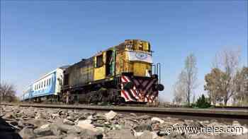 Buscan que el tren que llegará a Daract siga hasta Villa Mercedes - Rieles Multimedio