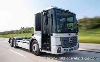 Mercedes tendrá listo en 2022 su próximo camión eléctrico de serie, el eEconic - Híbridos y Eléctricos