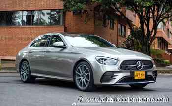 Mercedes-Benz E350 AMG Line, a prueba: Elegancia y tecnología al día (+VIDEO) - El Carro Colombiano
