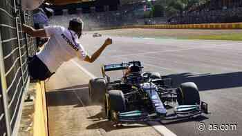 Mercedes saca petróleo de las mejoras que llevó a Silverstone - AS