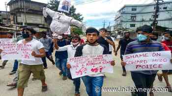Border issue: Assam advises its people not to travel to Mizoram - India TV News