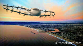 Craft Aerospace's novel take on VTOL aircraft could upend local air travel - TechCrunch